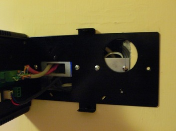 Mounting DFP