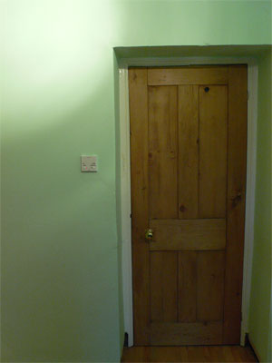 DRB-001 by dining room door