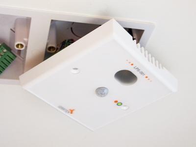 Kitchen LPS-001 installed
